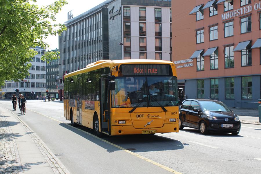 Arriva 1057/XN90823 ved Vesterport Station i København den 19. maj 2019