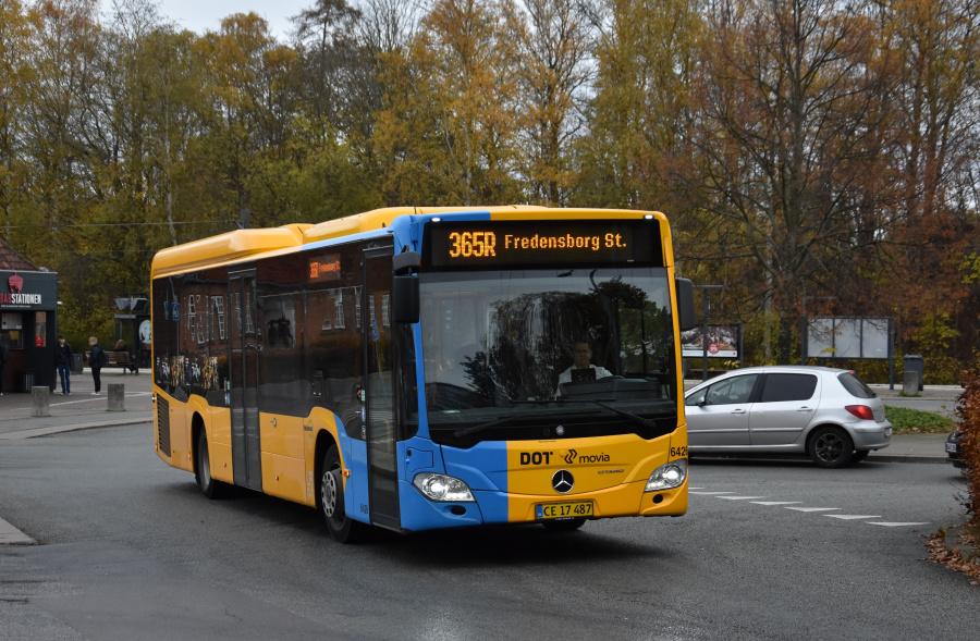 Nobina 6426/CE17487 på Kokkedal St. den 7. november 2019