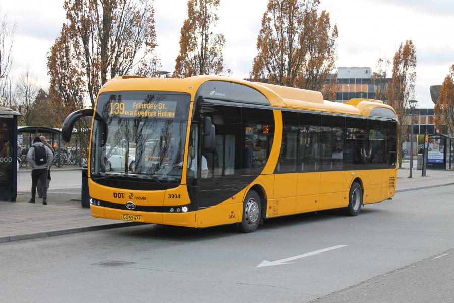 Anchersen 3004/CG63477 ved Friheden Station i Hvidovre den 13. november 2019
