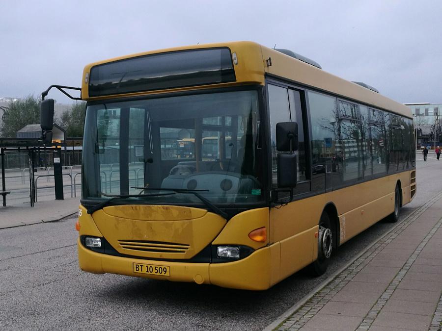 UCplus 2855/BT10509 ved Frederikssund Station den 22. oktober 2019