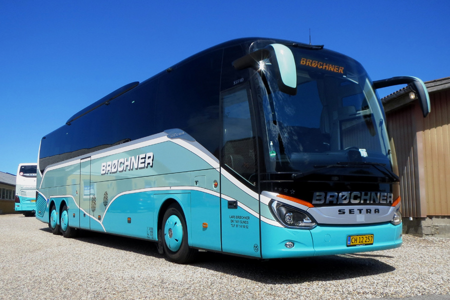 Brøchners Biler 15/CH12257 i Sunds den 5. juli 2019