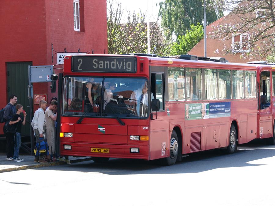 Connex 7601/PR92168 i Rønne i 2006