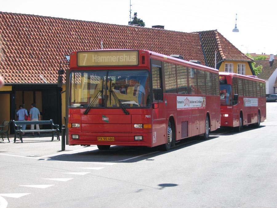 Connex 7603/PX90480 på Bornholm i 2006