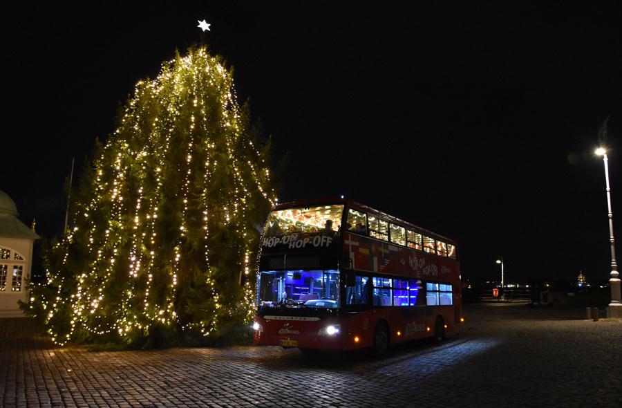 Red City Buses 1013/BY81396 på Nordre Toldbod i København den 24. december 2019