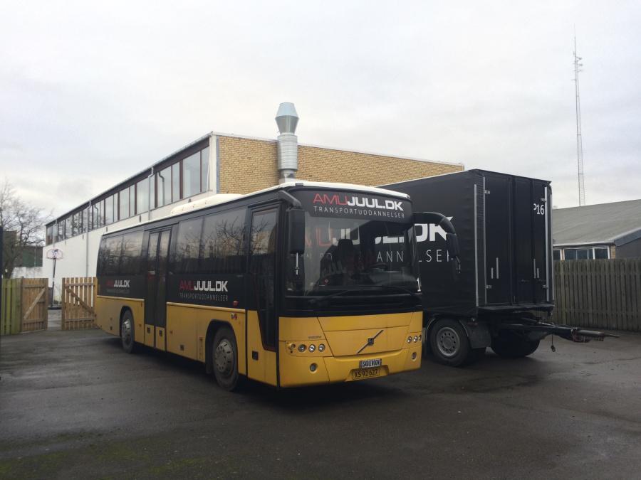 AMU Center Juul XS92627 Roedsvej i Holbæk den 7. januar 2020