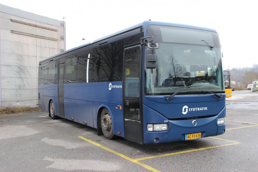 Umove 272/AG9436 på Gammelhavn i Vejle den 22. december 2019