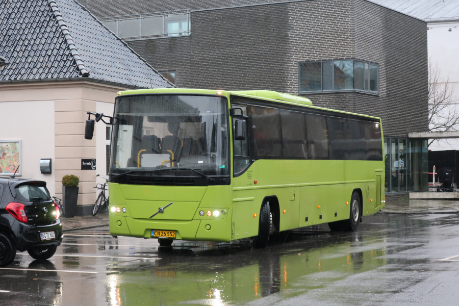 Nørremarkens Fritidscenter CN26552 i Strandgade i Vejle den 9. januar 2020