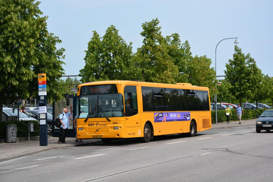 Arriva 1253/TJ97101 ved Roskilde Station den 10. juni 2018