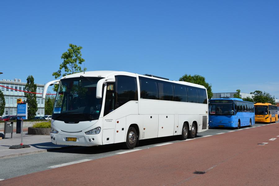 Busselskabet Pletten AK71156 ved Herlev St. den 28. juni 2018