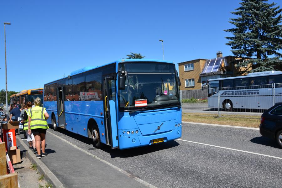 Arriva 7033/BZ60940 i Ballerup den 29. juni 2018
