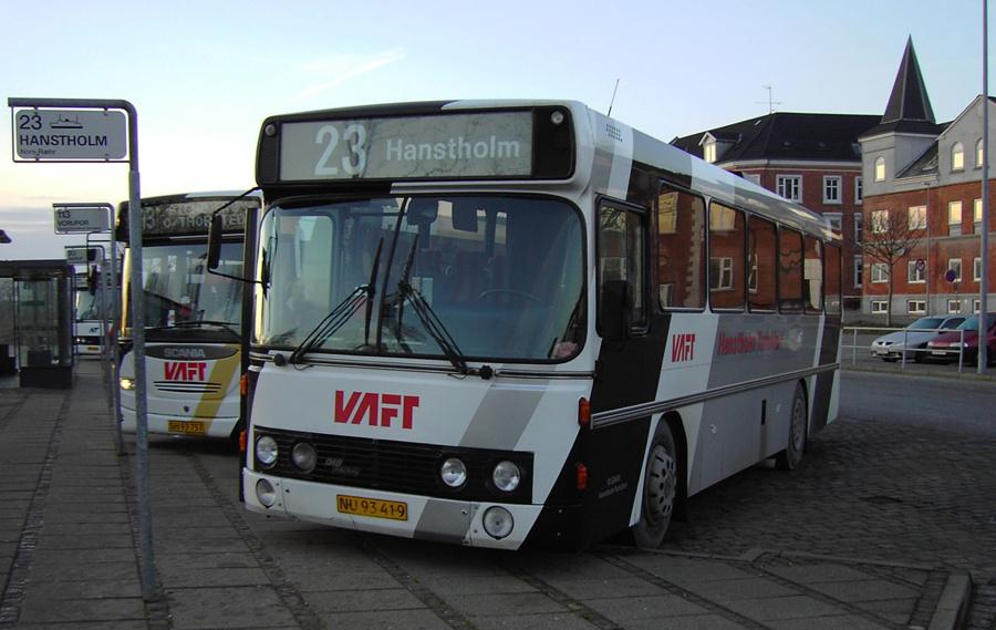 Faarup Rute- og Turistbusser 67/CR22614 i Faarup den 19. marts 2020