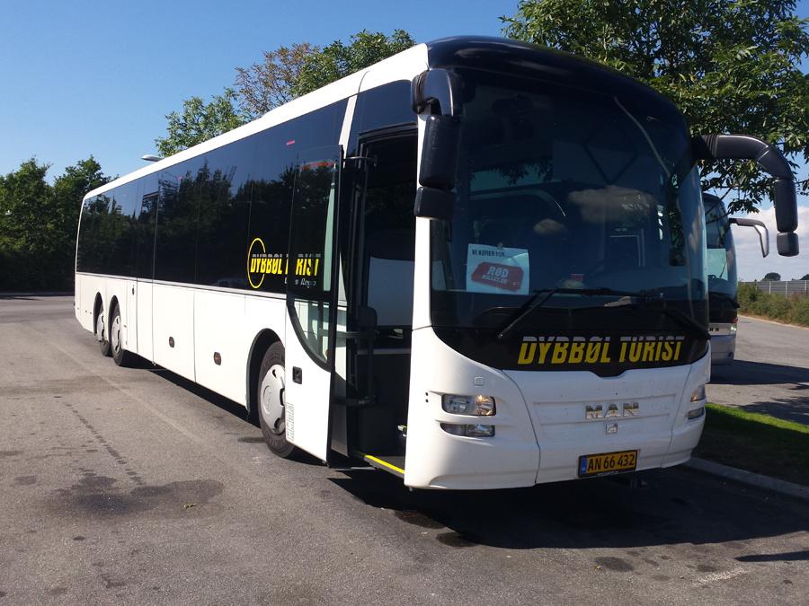 Dybbøl Turist AN66432 den 28. august 2014