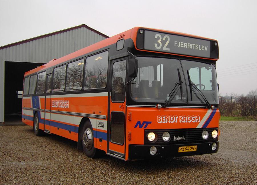 Bendt Krogh PX94257 i Nykøbing Mors den 2. januar 2007