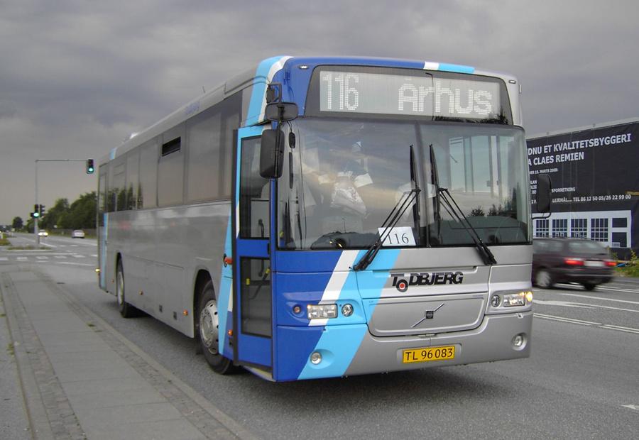 Todbjerg Busser TL93083 i Tilst den 2. august 2007