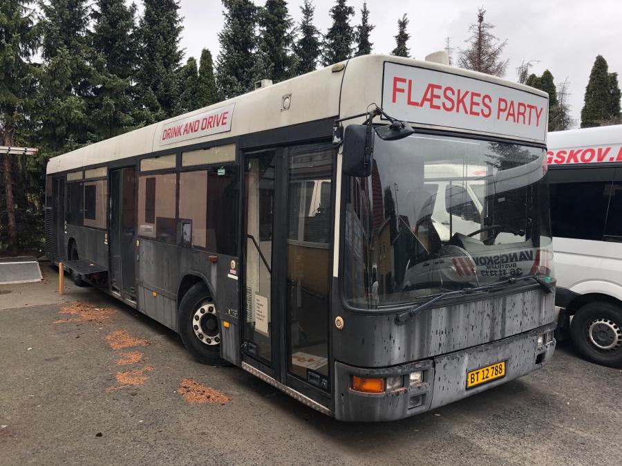 Vangskov Bustrafik BT12788 i Rødovre den 29. april 2020