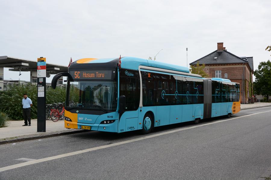 Arriva 1619/BL56490 ved Kastrup Station den 29. august 2018