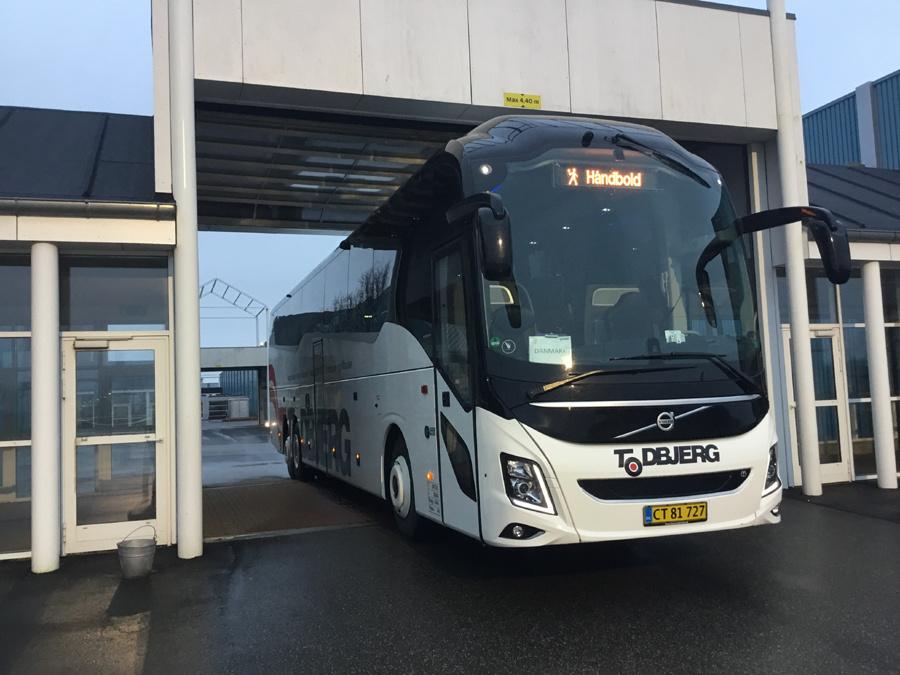 Todbjerg Busser 4/CT81727 ved Herning Messecenter den 3. december 2020