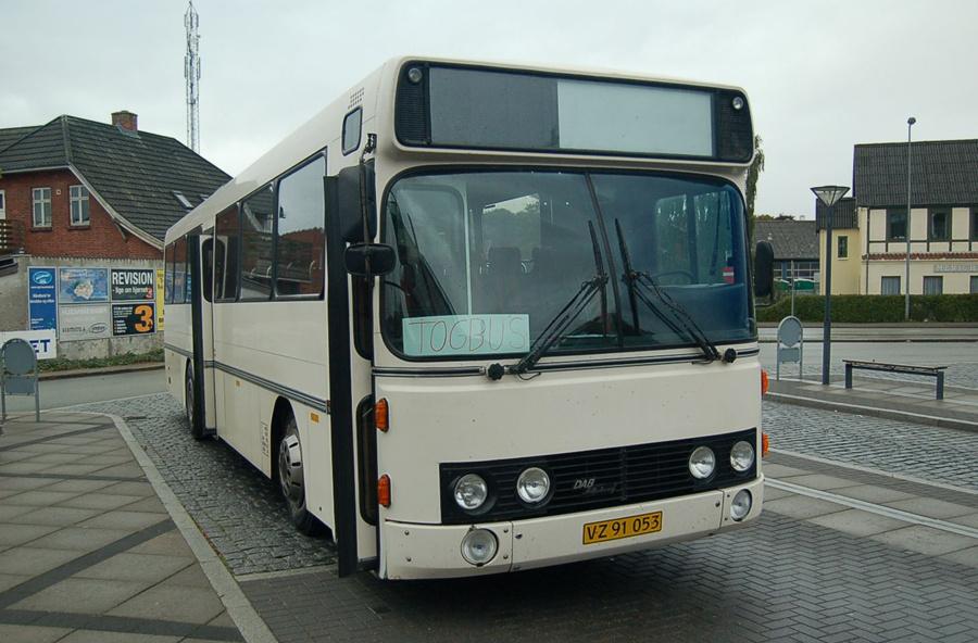 Malling Turistbusser ? VZ91053 i Odder den 17. september 2008