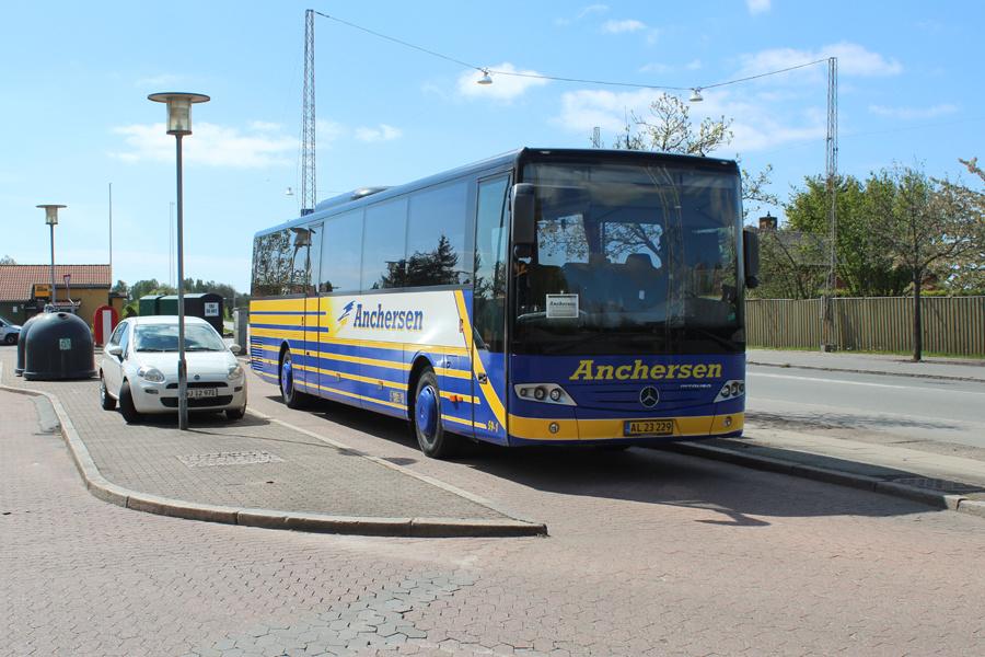 Anchersen 59-1/AL23229 på Nøragersmindevej på Vestamager den 6. maj 2020