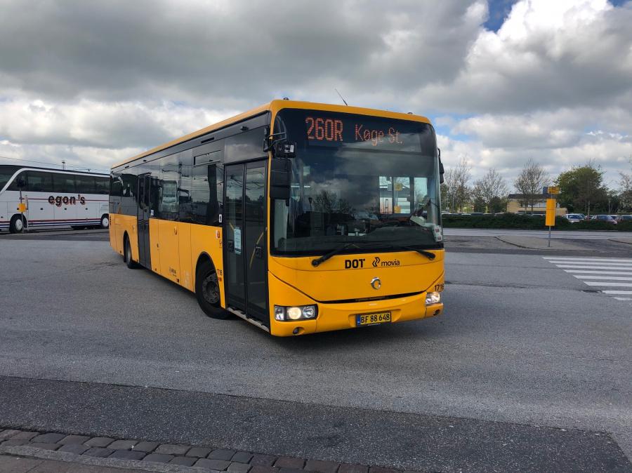 Arriva 1716/BF88648 ved Ringsted Station den 20. maj 2020