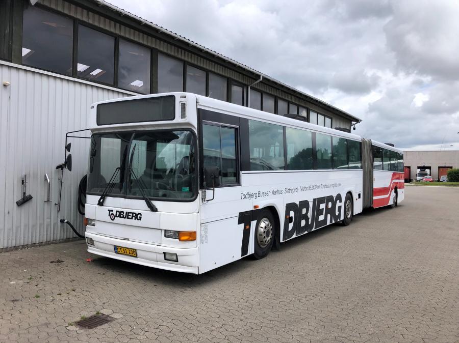 Todbjerg Busser 30/CT51230 i Brabrand den 15. juli 2020