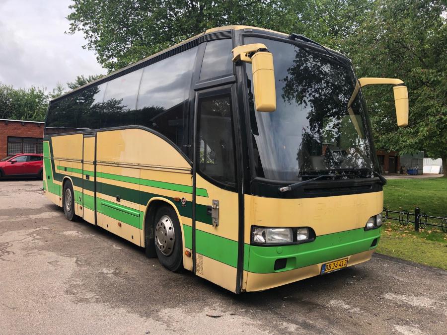 Gawenda BB24412 i Gladsaxe den 15. juli 2020