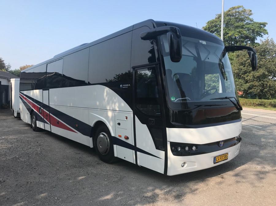 CF Turist CA93586 i Hvalsø den 23. august 2018