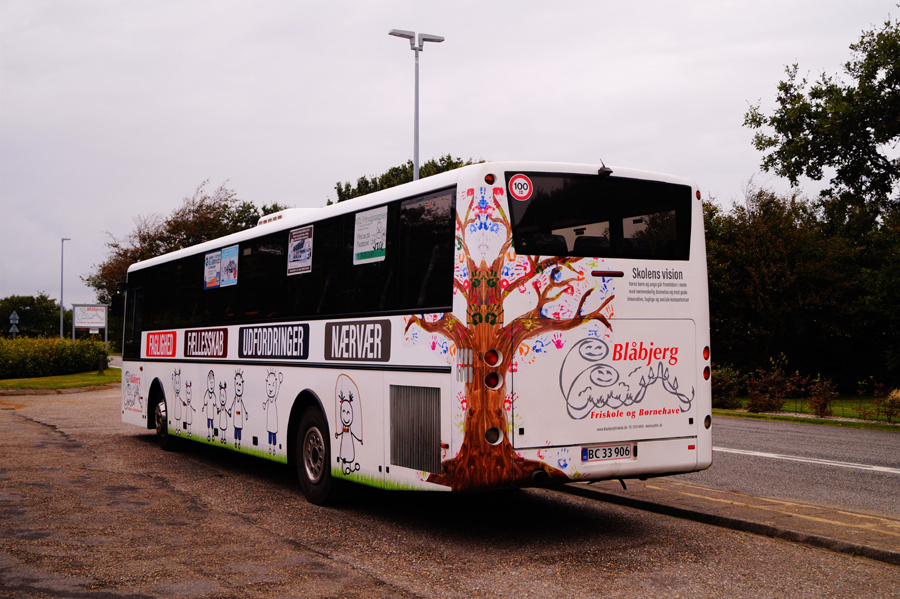 Blåbjerg Friskole og Børnehave BC33906 ved Stausø Skole den 3. september 2020