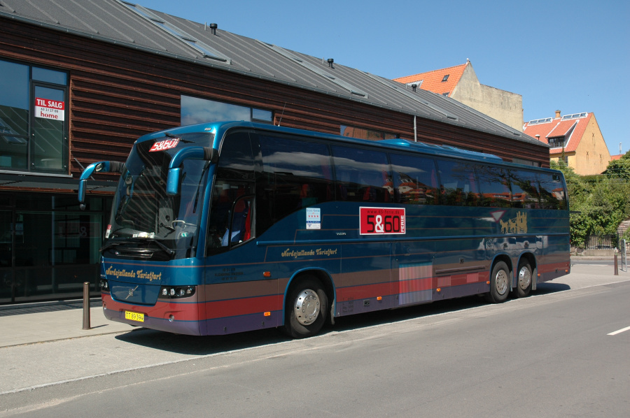 Nordsjællands Turistfart TT89394 i Faaborg den 29. maj 2010