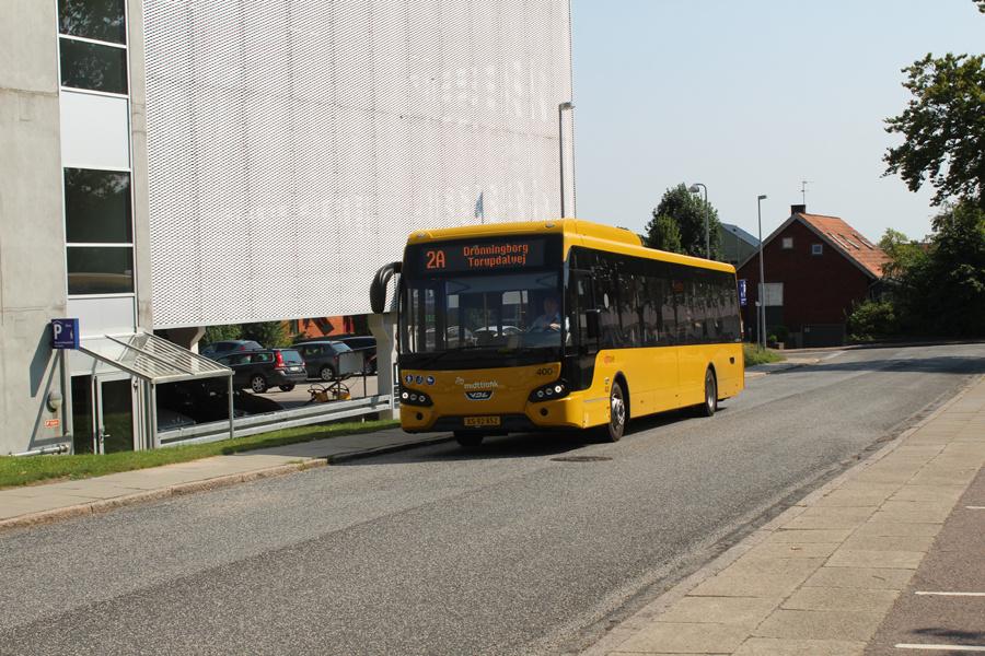 Umove 400/XS92852 på Kirketerpsvej i Randers den 11. august 2020