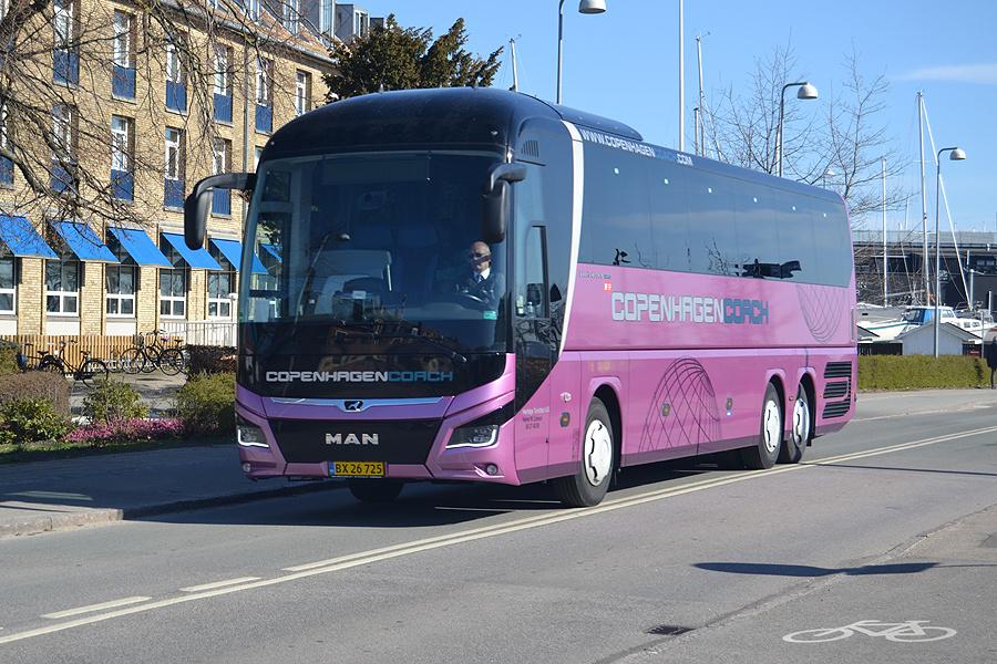 Copenhagen Coach BX26725 i Helsingør den 15. april 2019