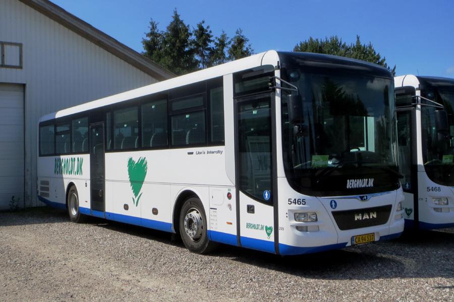 Bergholdt 5465/CA94537 i Haarby den 23. juni 2020