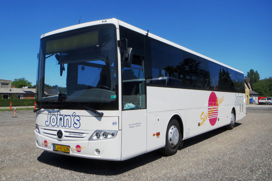 Johns Turistfart 60/CJ45528 i Nykøbing F. den 24. juni 2020
