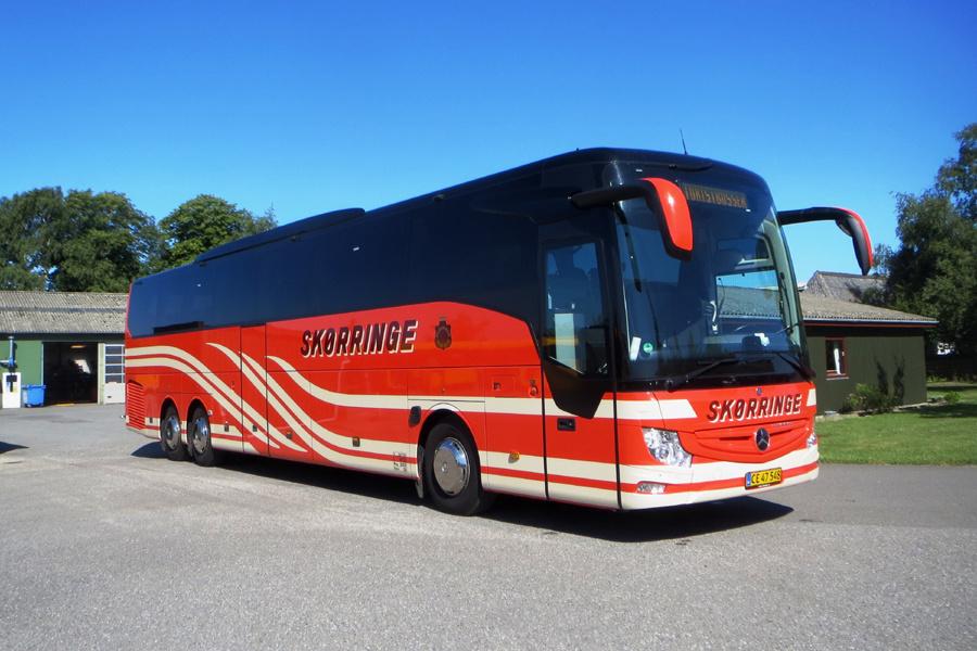 Skørringe Turistbusser CE47548 i Skørringe den 24. juni 2020