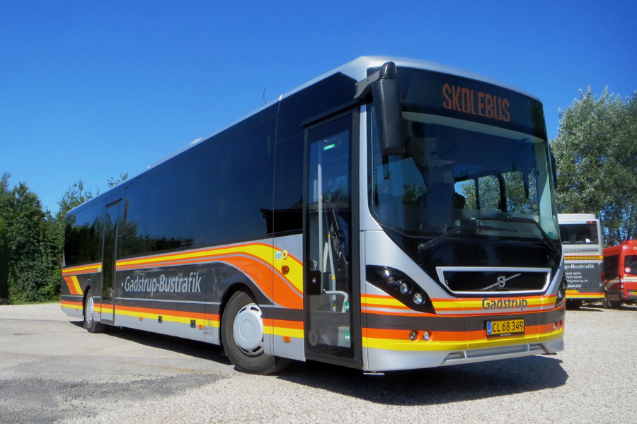 Gadstrup Bustrafik 3/CL69349 i Gadstrup den 25. juni 2020