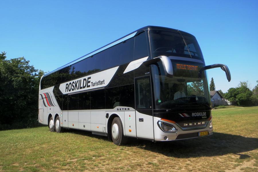 Roskilde Turistfart 2/CN41783 i Karlslunde den 25. juni 2020