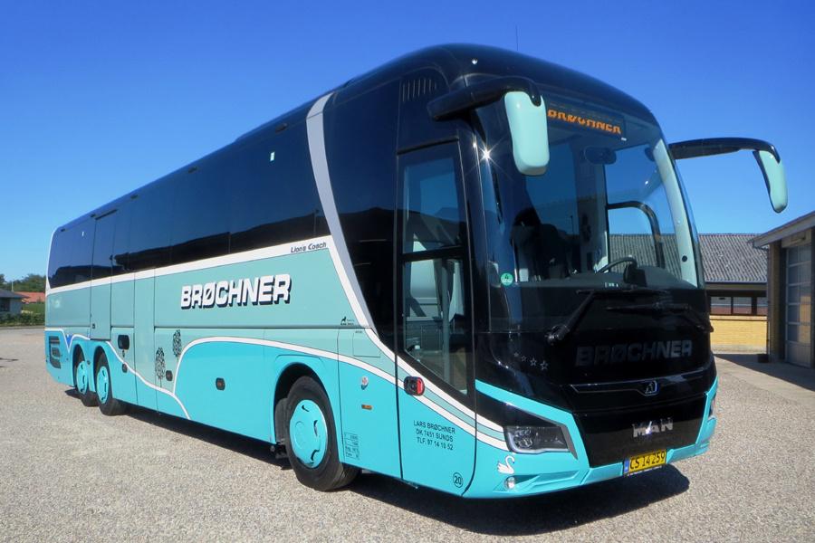 Brøchners Biler 20/CS14259 i Sunds den 15. juni 2020