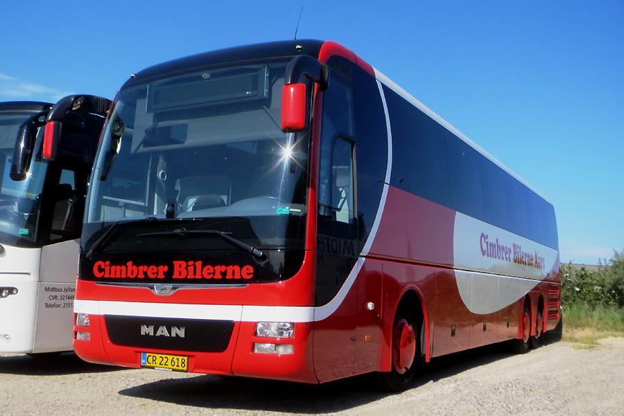 Cimbrer Bilerne CR22618 i Aars den 16. juni 2020