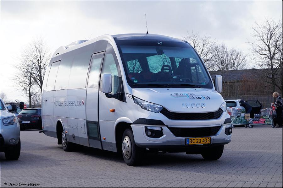 Kagans Turist BC23433 i Harrislee i Tyskland den 10. marts 2019
