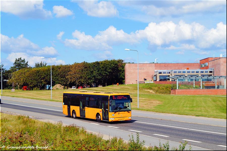Tide Bus 8484/XJ8936 på Sædding Strandvej i Esbjerg den 2. september 2020
