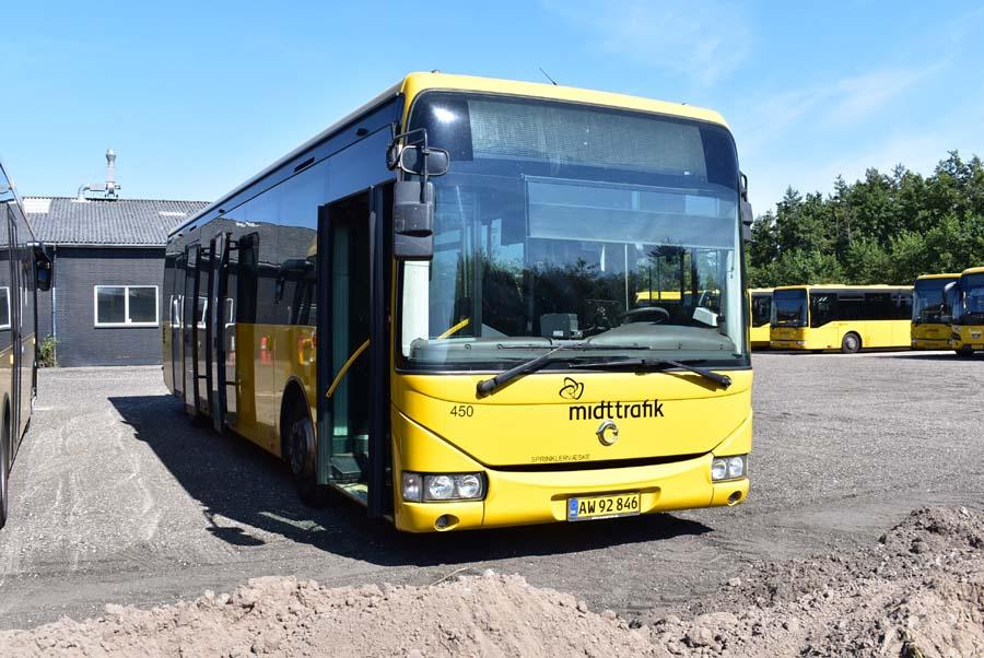 Umove 450/AW92846 på Nyholmsvej i Randers den 17. august 2020