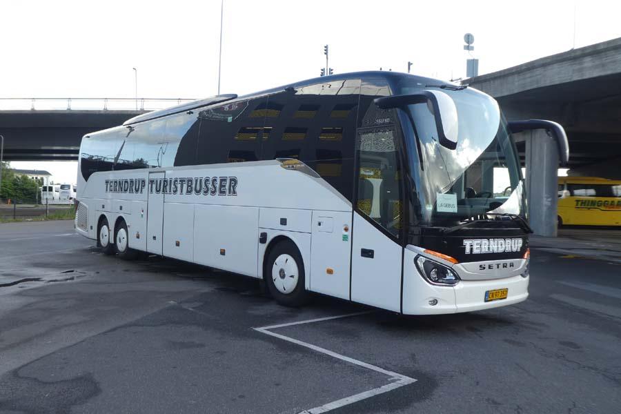 Terndrup Turistbusser CN97357 på Aalborg Busterminal den 6. juni 2020