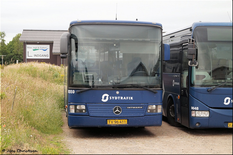 Tide Bus 8559/TV96411 i Ribe den 3. juli 2020