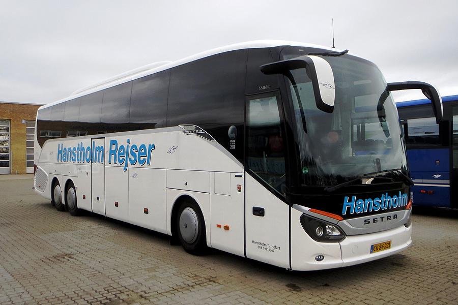 Hanstholm Turistfart CK84221 i Thisted den 17. oktober 2020