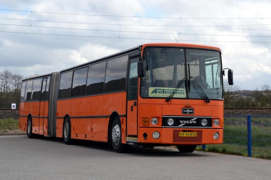Folmanns Busser 48/VX94836 ved Otto Duborg i Harrislee, Tyskland, den 14. april 2012