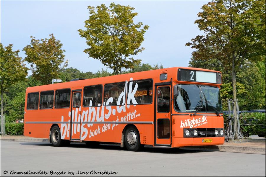 Centrum Turist AW94787 på Flensburg ZOB den 3. september 2011