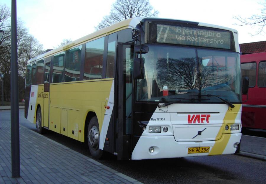 Bent Thykjær 301/SB96308 i Kjellerup den 16. marts 2007