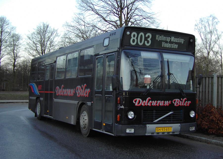 Deleuran 2/SH93651 i Kjellerup den 16. marts 2007