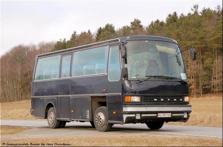 Gotschalk Rejser HL99145 ved Ryomgård den 20. marts 2011