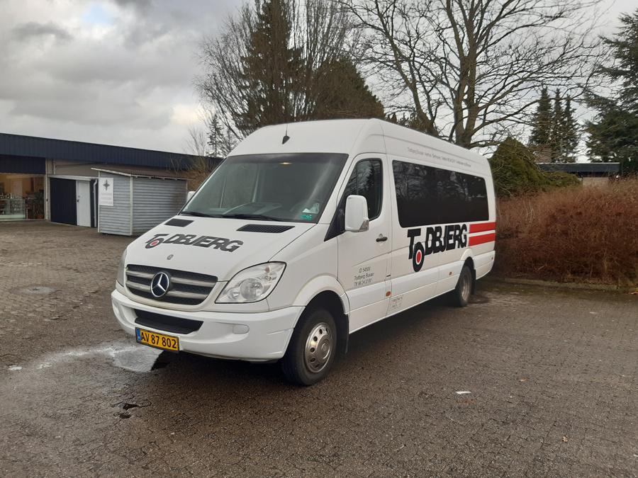 Todbjerg Busser 72/AV87802 i Galten den 21. januar 2021